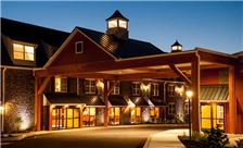 Best Western Plus Intercourse Village Inn & Suites - Night Exterior