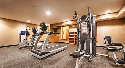 Best Western Plus Intercourse Village Inn & Suites Fitness Center