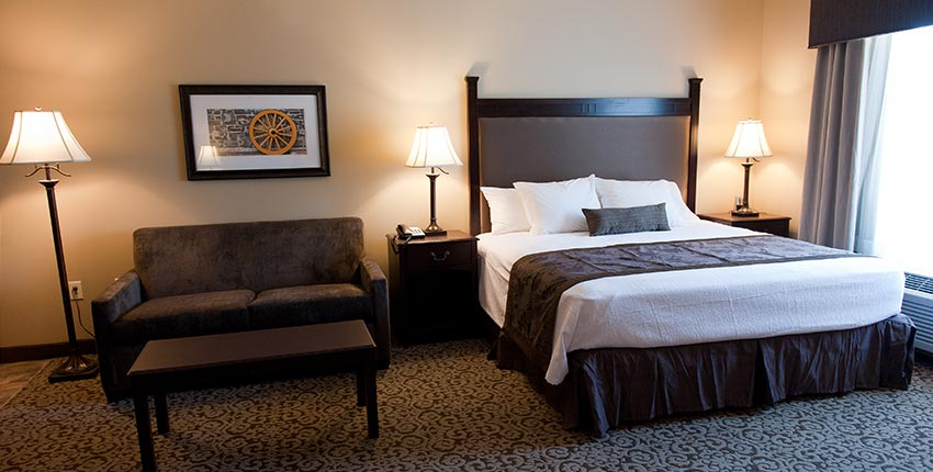 Best Western Plus Intercourse Village Inn & Suites King Deluxe or Queen Deluxe