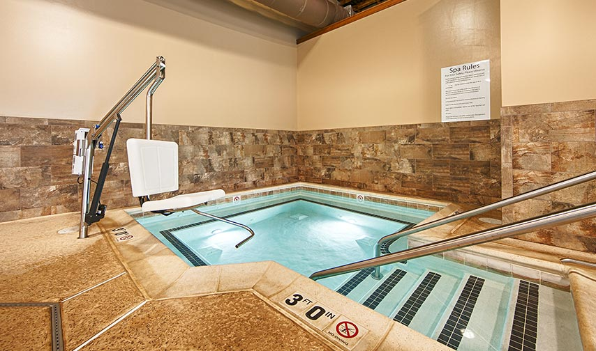 Spa Serenity Package at Best Western Plus Intercourse Village Inn & Suites